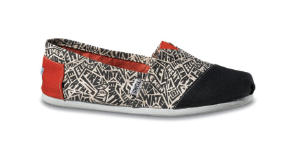 TOMS Shoes Element Edition