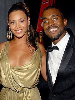 Beyonce && Kanye