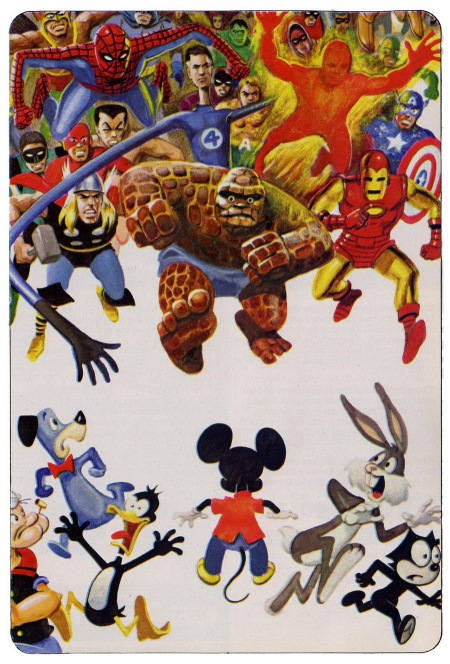 Marvel vs. Disney