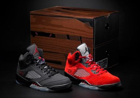 Air Jordan's V