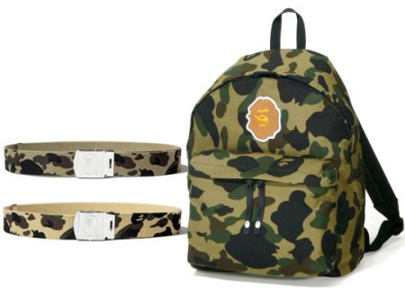 Accessories x A Bathing Ape