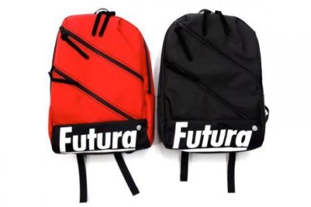 Futura Font Logo Backpack