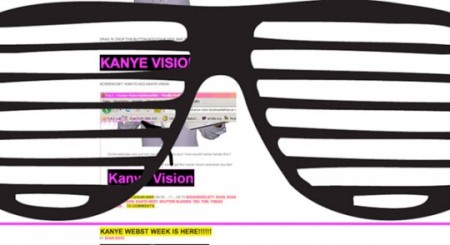 Kanye West Bookmarklet