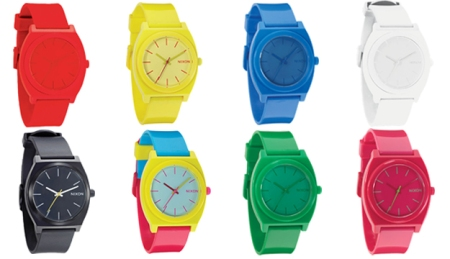 Nixon's Time Teller P watch