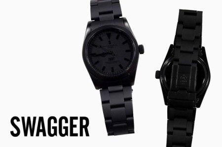 Swagger Wristwatch