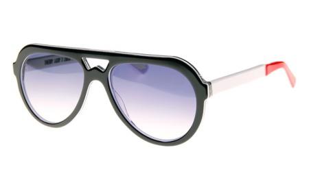 Thomas Lelu x Liquid Architecture Thierry Lasry Acetate Sunglasses