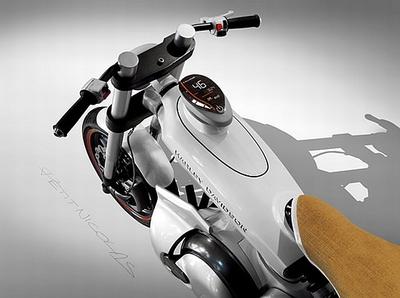 Eco Motorcylce x Harley Davidson