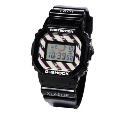 XLarge x Casio G-Shock DW-5600