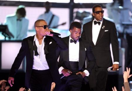 T.I. & Kanye West & Jay-Z