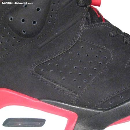 """Air Jordan VI """"Infrared"""" 2010 Retro"""