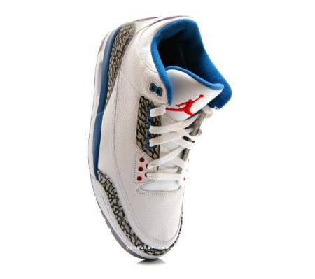 Air Jordan III True Blue Retro