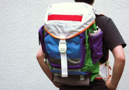 "Eugene ""Buzz Lightyear"" Backpack"