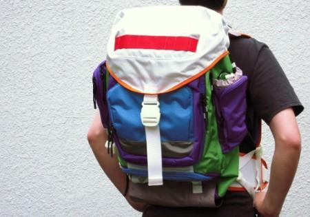 "Eugene ""Buzz Lightyear"" Backpack"