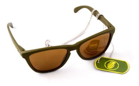 Oakley x Grenade Frogskins