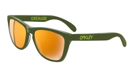 Grenade x Oakley Frogskins