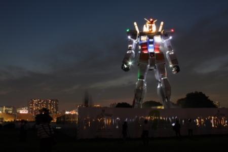 The Iconic Gundam RX-78-2 Replica
