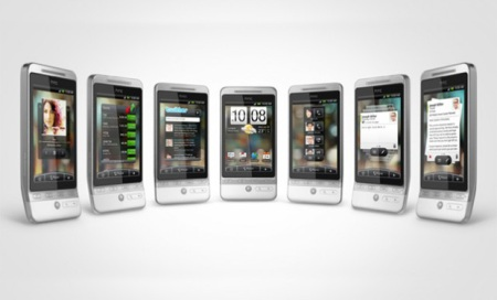 HTC Hero Smartphone