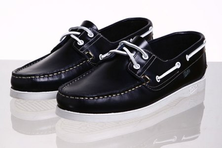 Paraboot Deck Shoes