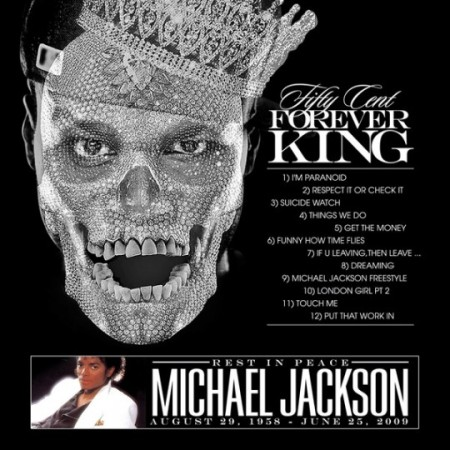 Forever King Back Cover