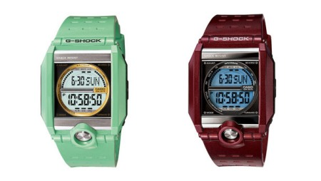 CASIO G-SHOCK 2009 July Releases