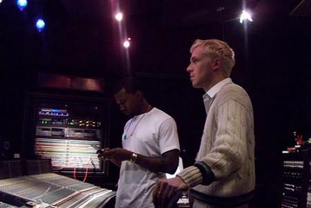 Kanye West & Mr. Hudson