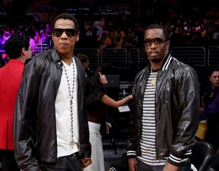 Jay-Z & Diddy