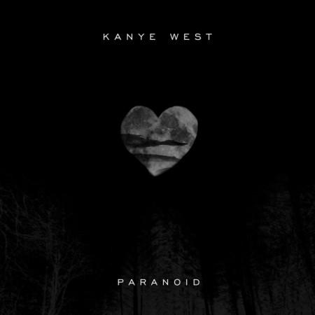 "Kanye West x Mr. Hudson ""Paranoid"""