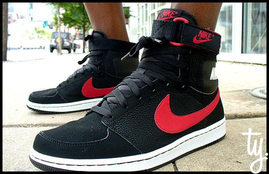 Nike's Fall 2009 Dynasty High   It Was