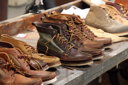 Red Wing Shoes Present Spring 2010 Preview
