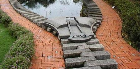 Zipper Pond in Taiwan